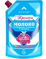"""Молоко незбиране згущене з цукром """"Преміум"""" 8,5% д/п 450г КМК (1/20)"""