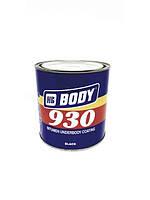 930 Мастика антикорозійна бітумно-каучукова  1кг  BODY