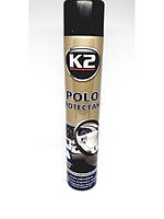 Поліроль для пластику POLO PROTECTANT FOAM  (ПІНА)  для матових поверхонь  700мл  К2