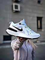 Чоловічі кросівки React Infinity Run Flyknit, Репліка, фото 1