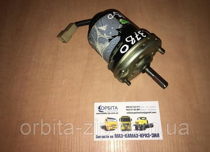 52.3780 Электродвигатель привод вентилятора отопителя ПАЗ 3205 (12В) (КЗАЭ)