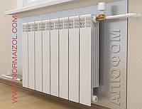 Отражающая теплоизоляция за радиаторы АЛЮФОМ® 3 мм 0,6 (5м)