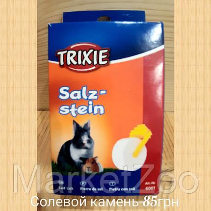 """Солевой камень """"Trixie"""" для грызунов, фото 2"""