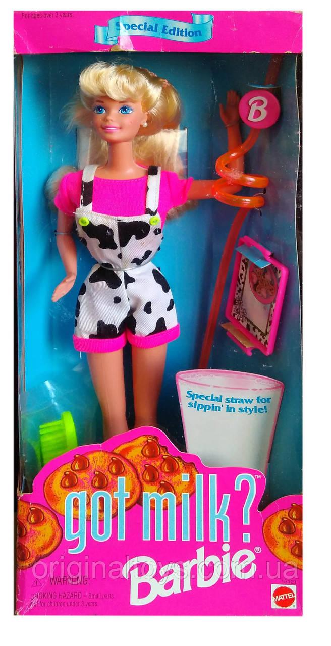 Коллекционная кукла Барби Barbie Got Milk 1995 Mattel 15121