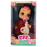 Кукла-плакса Cry Baby край бэби (30 см)  Код 03-1430, фото 2