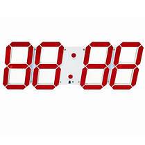 Настенные LED часы CHI-HAI красные, L1-B, фото 2