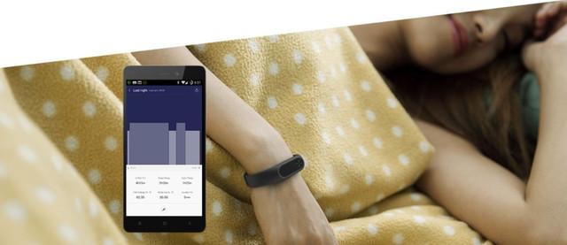 Фітнес-браслет Xiaomi Mi Band 2