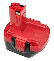 Аккумулятор для шуруповерта Bosch 2607335262 3.3Ah 12V Красный 367643, КОД: 1098806