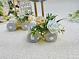 Великодній сувенір - Качечки на підставці з коліщатками, HandMade 25см 100% Hand-Made, фото 4