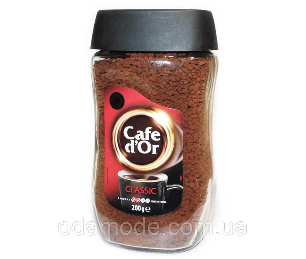 Кофе растворимый Cafe Dor Classik 200г Польша
