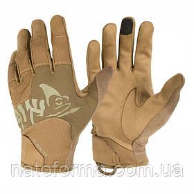 Тактические перчатки Helikon-Tex® All Round Tactical Gloves, Coyote/Adaptive Green