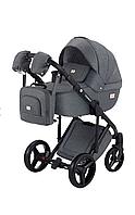 Дитяча універсальна коляска 2 в 1 Adamex Luciano Jeans
