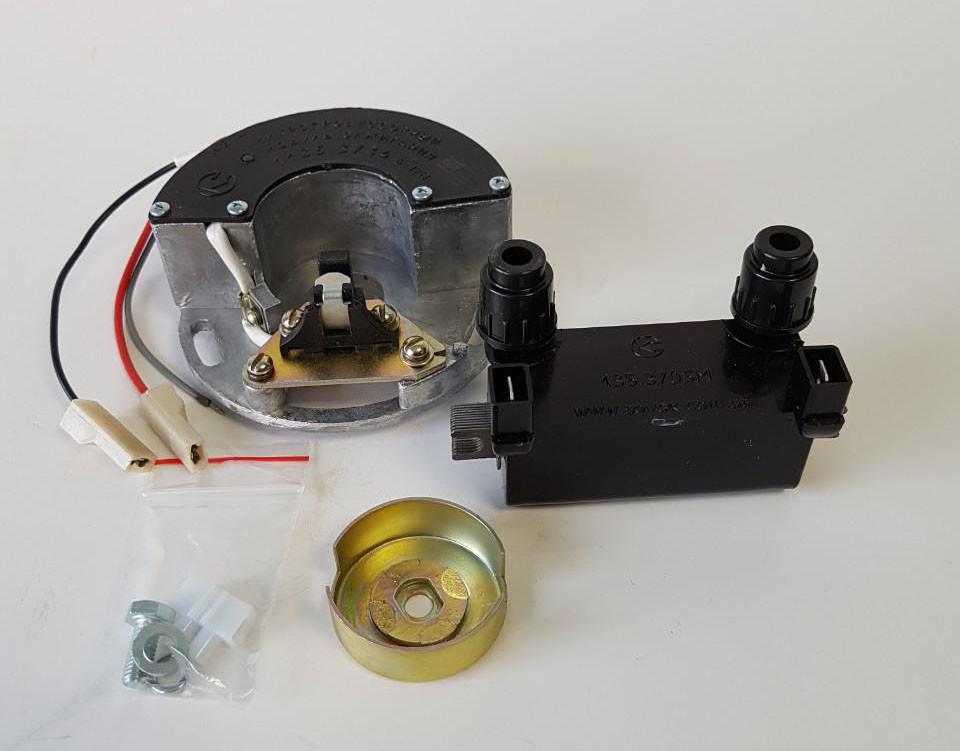 Микропроцессорная бесконтактная система зажигания 1135.3734 с катушкой зажигания 135.3705М