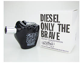 Diesel Only The Brave Tattoo edt 125ml Tester #B/E