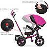 Велосипед трехколесный TURBOTRIKE M 4058-8 Фиолетовый, фото 4