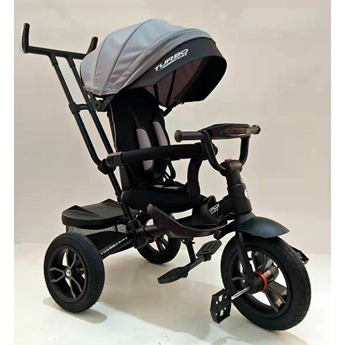 Велосипед трехколесный TURBOTRIKE M 4058HA-19-1Серый