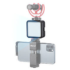 Накамерный свет Ulanzi W49 для фотоаппарата и камеры качественная съемка фото и видео в темноте