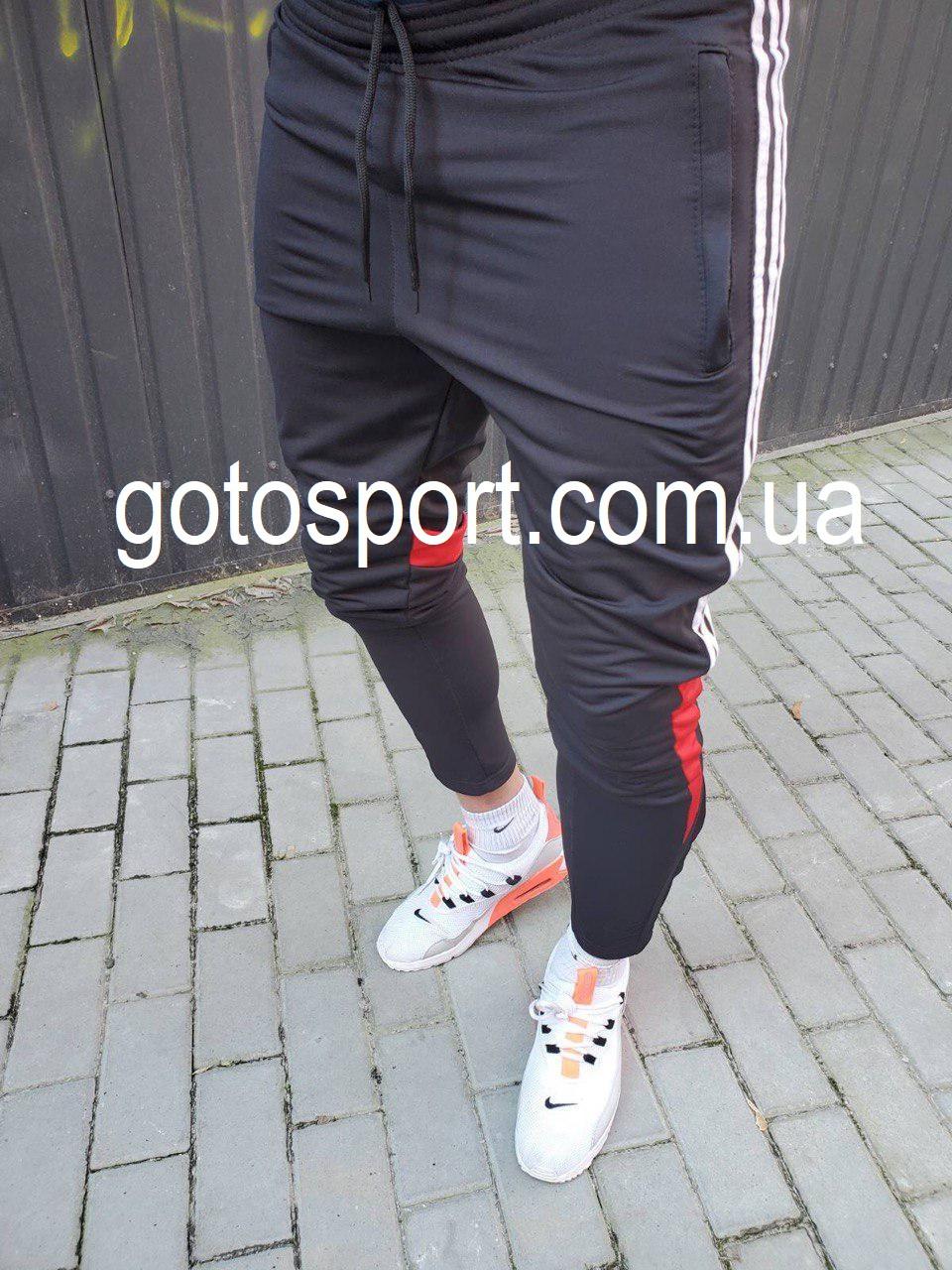 Чоловічі спортивні штани Adidas Men Red Cool