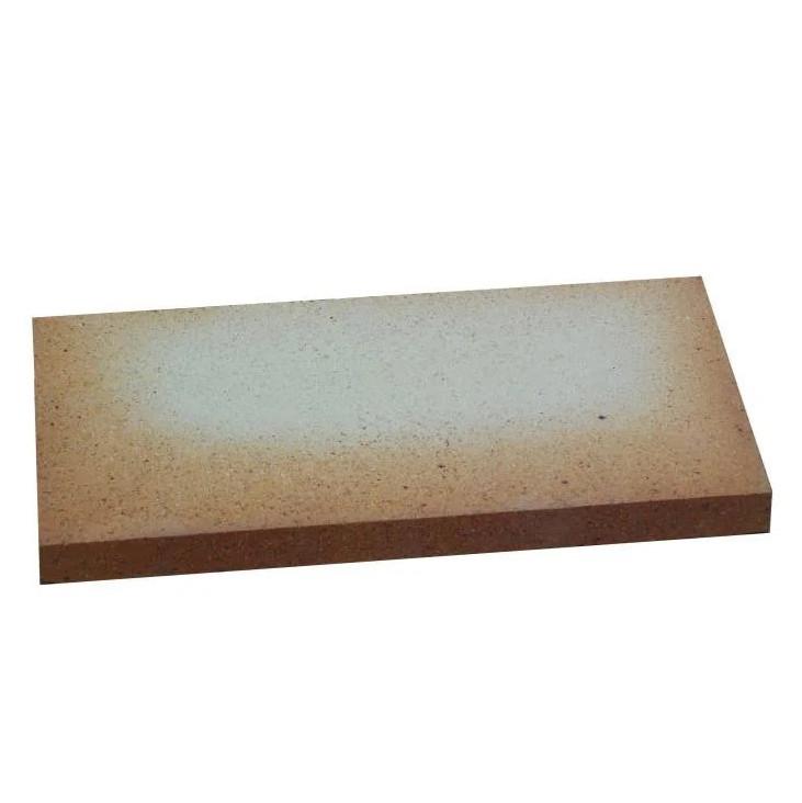 Шамотна плита 400x200x30 мм. AW плитка з шамоту