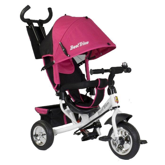 Велосипед трехколесный Best Trike 6588-12-418 Розовый