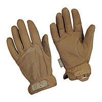 Тактические перчатки Mechanix Anti-static FastFit Gloves, Coyote