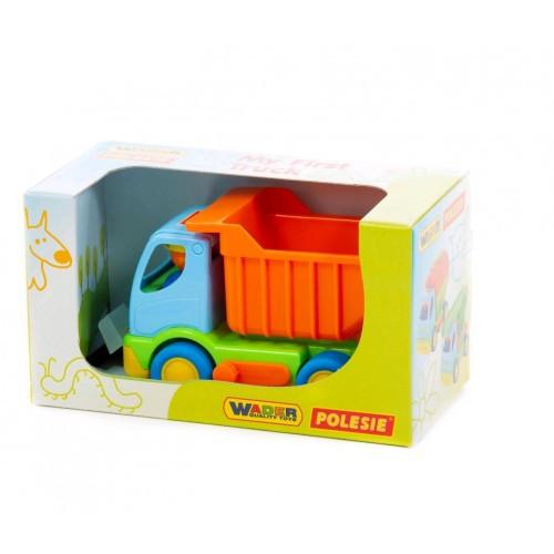 Автомобиль-самосвал Моя первая грузовик (в коробке) ТМ POLESIE 23 5х12 5х13 5