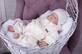 Детский спортивный костюм Favorite молочный
