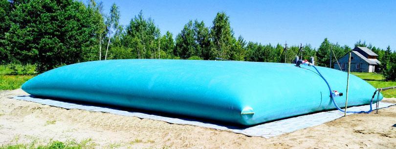 Емкость, резервуар для жидких удобрений, КАС 50 куб