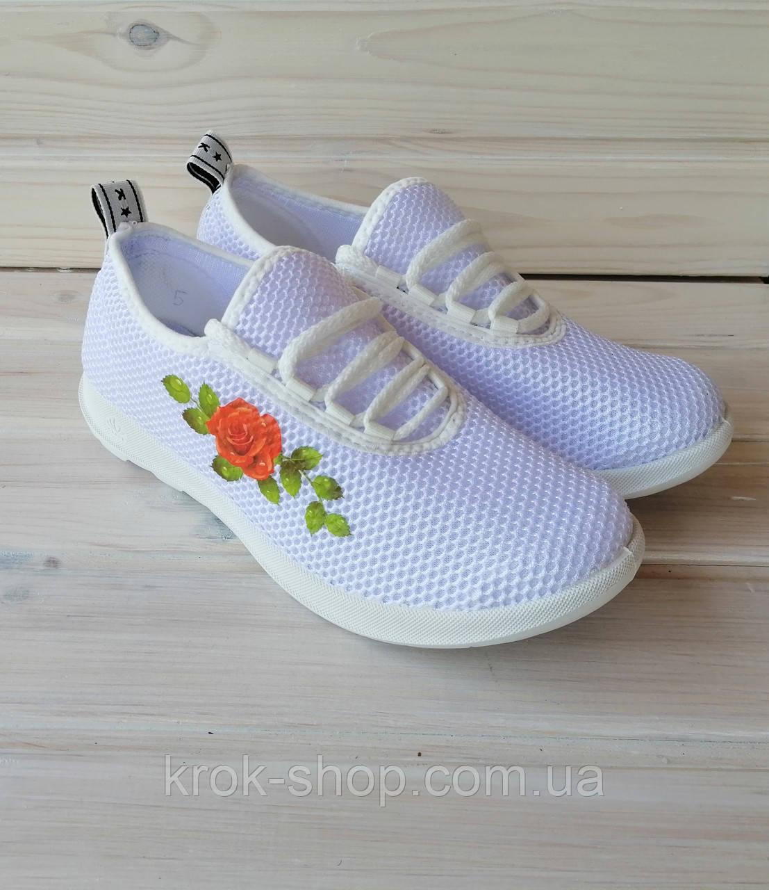 Мокасини жіночі на шнурках KG оптом