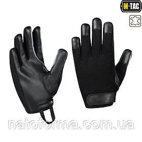 Перчатки M-Tac Police Black