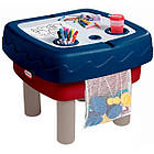 Детский игровой водный столик песочница 2 в 1 Little Tikes 451T для детей, фото 2