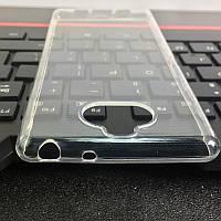 Ультратонкий 0,3 мм чехол для Sony Xperia 10 прозрачный