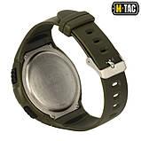 Часы тактические, с шагомером M-Tac, Olive, фото 3