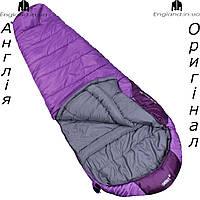 Спальный мешок зимний для кемпинга Gelert из Англии - в поход