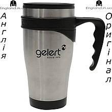 Термокружка для кемпинга Gelert из Англии - в поход