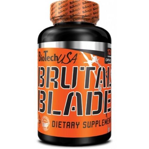 Жиросжигатель Brutal Blade Biotech 120 caps