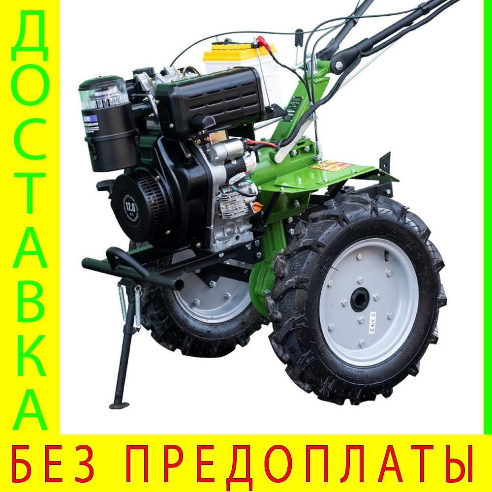 Мотоблок дизельный Кентавр МБ 2012ДЭ 4