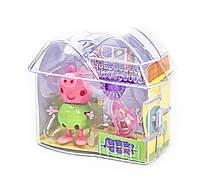 Игровой набор Свинка (в блоке) оптом