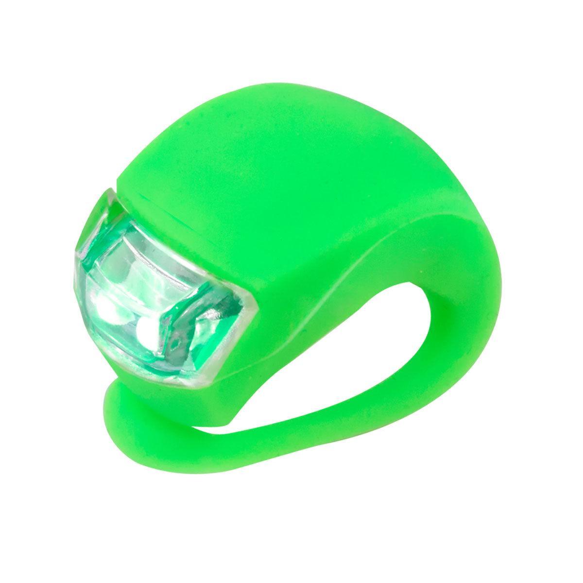 Мигалка Micro Deluxe Green