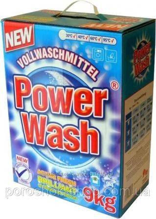 Стиральный порошок Power Wash 9кг