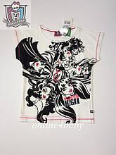 Футболка Monster High на девочку 9-10 лет