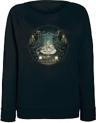Женский свитшот Nightwish - Decades (чёрный)
