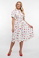 Белое летнее платье ,платья больших размеров ,платья батальные большие,платья макси большие,белое платье