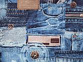 Диван - Кровать Ника 145см (Джинс), фото 2