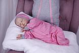 Демисезонный набор одежды для новорожденных Мини розовый, фото 2