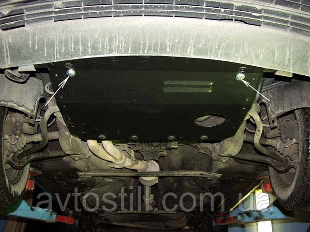 Защита картера двигателя Аudi (прайс)