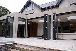 Раздвижные алюминиевые конструкции, фото 3