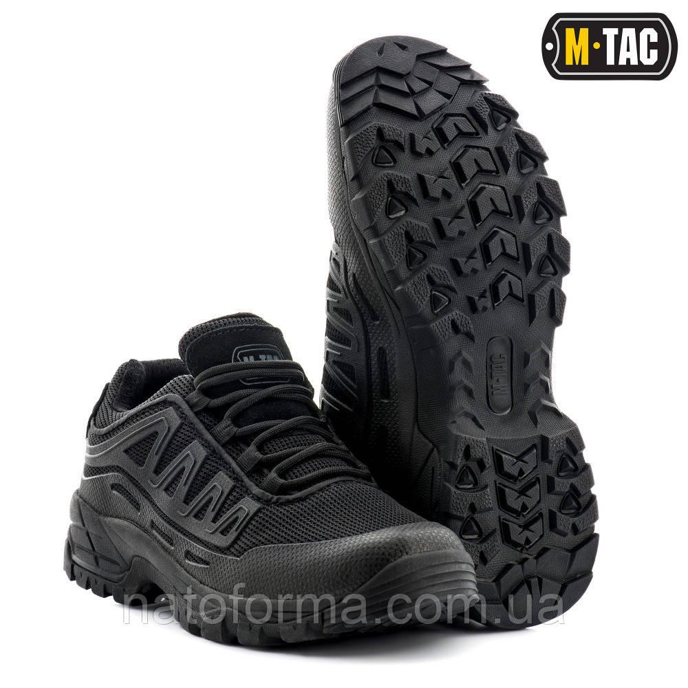 Кроссовки тактические M-Tac Luchs Gen.II, Black