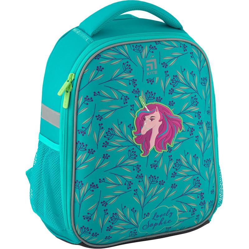 Рюкзак шкільний каркасний Kite Education Lovely Sophie K20-555S-5