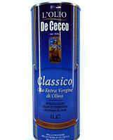Оливковое масло De Cecco Италия, 1л
